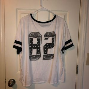 Plus Size Jersey Tee Forever 21